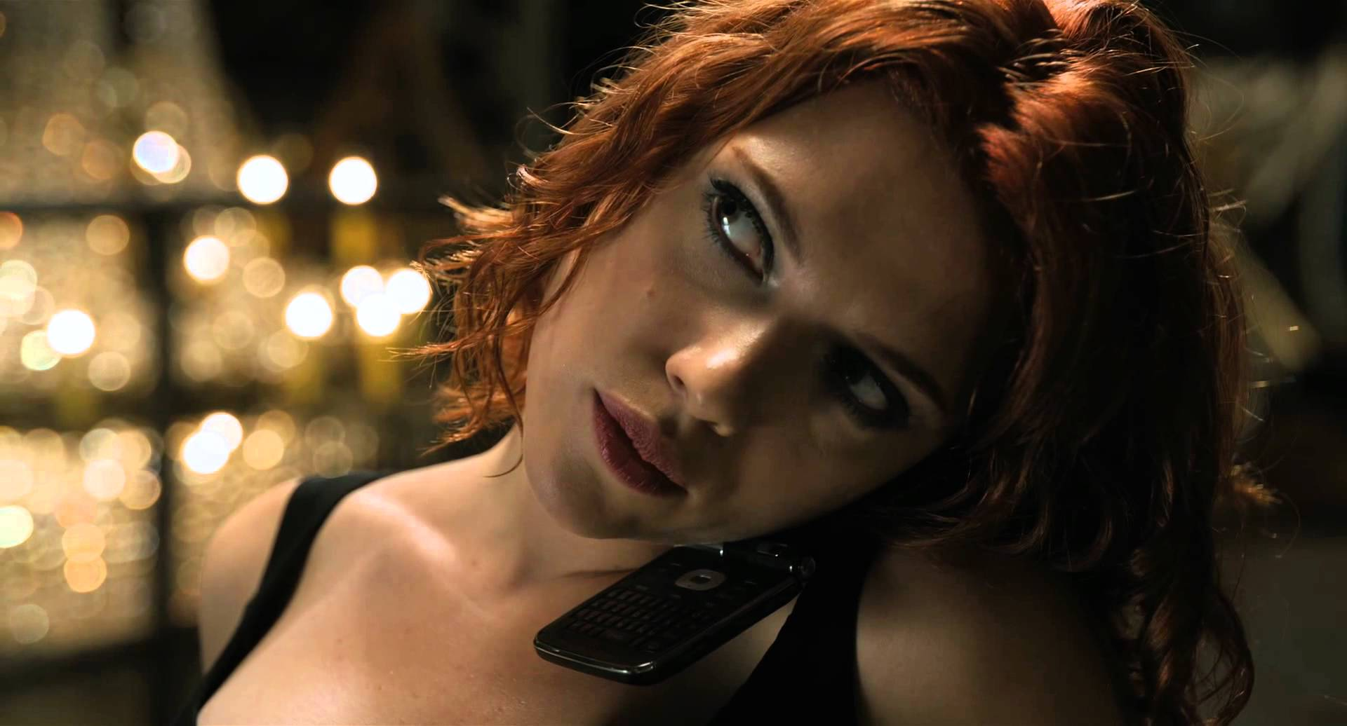 Interrogatoire Black Widow