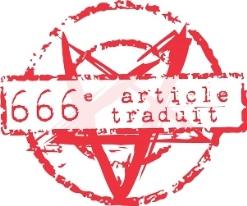 666e article traduit !