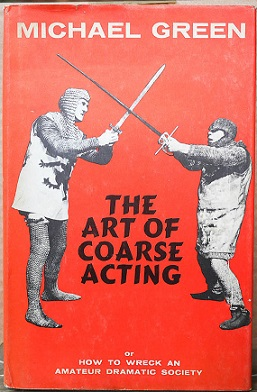 couverture du livre The Art of Coarse Acting