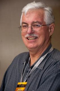 Wilf_Backhaus à la Cal'Con 2009