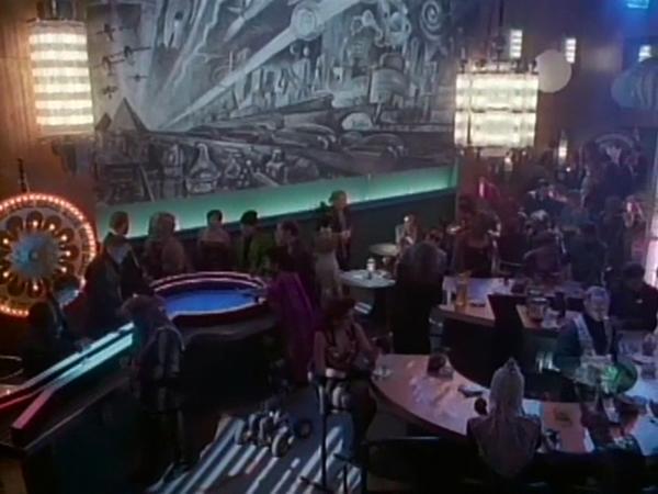 Le Zocalo dans Babylon 5