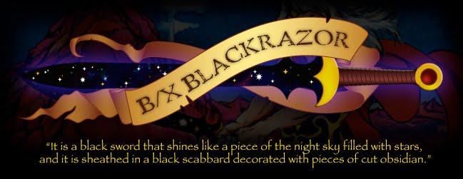 Un texte du site B/X Blackrazor