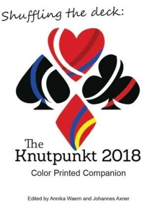 Un article du livre de Knutpunkt 2018