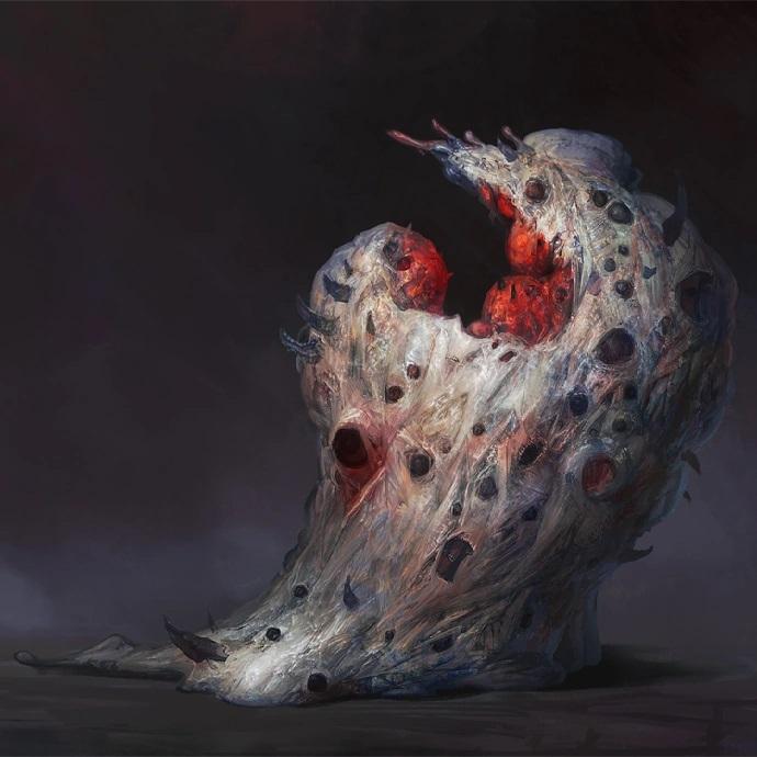 Babélien : monstre plein de bouches