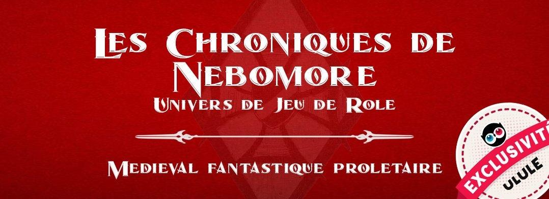 Bannière des chroniques de Nebemore