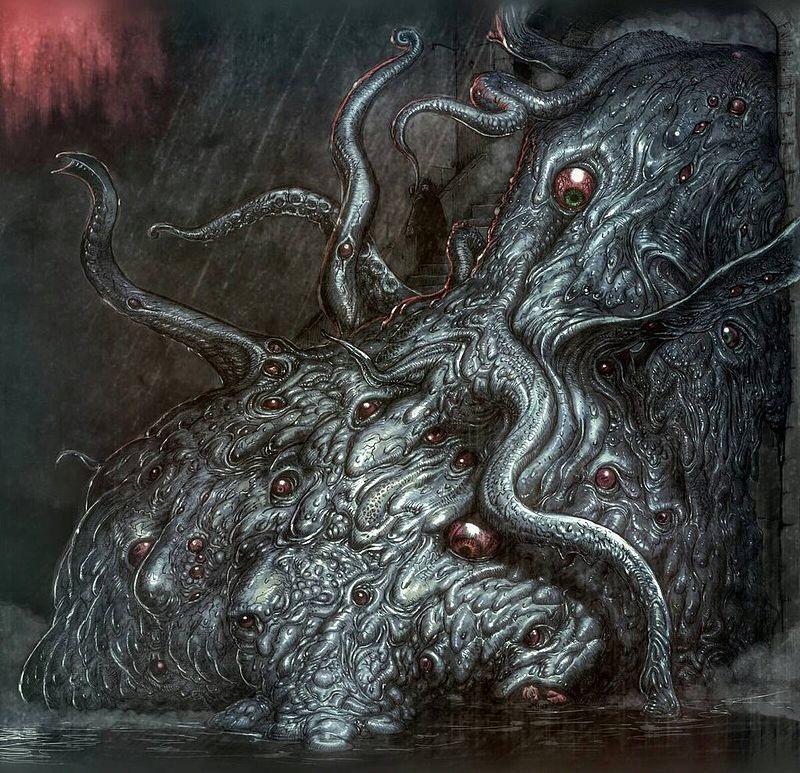 shoggoth tentaculaire