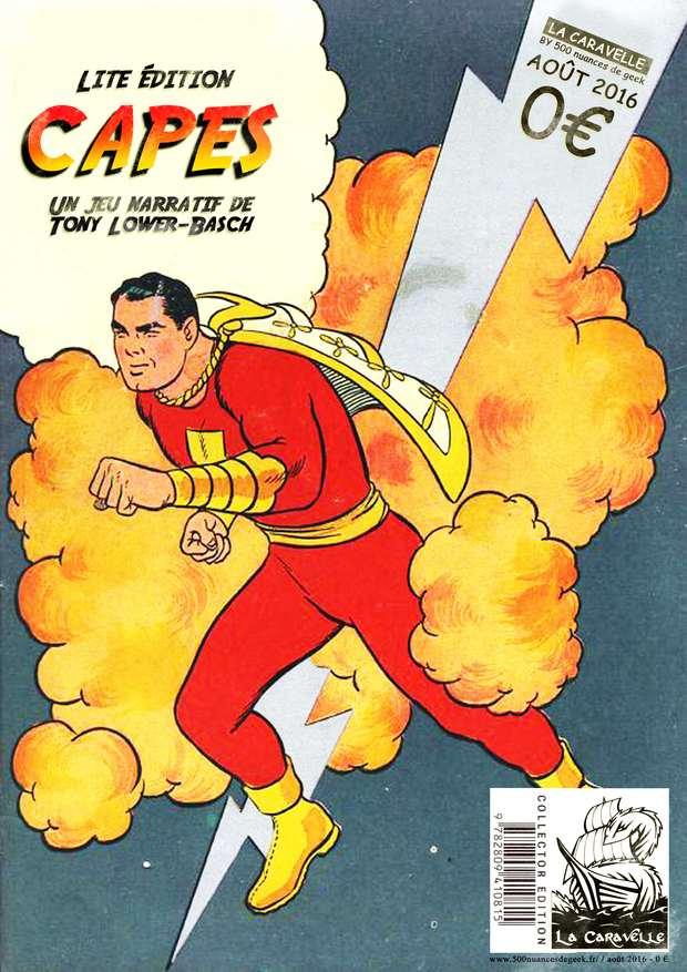 Capes VF, chez La Caravelle