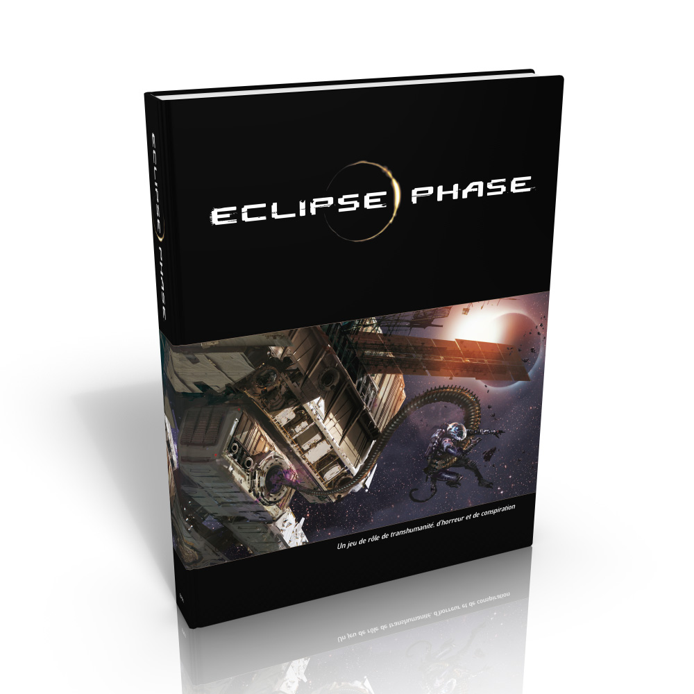 Lot livre de base Eclipse Phase
