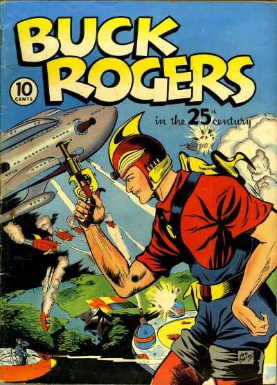 Buck Rogers comics 10 cents