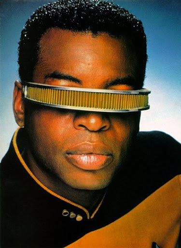 Geordi LaForge, personnage de Star Trek The Next Generation