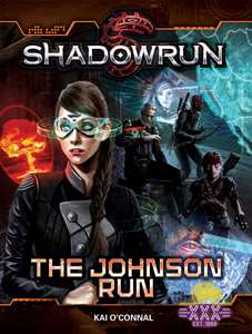 Roman Shadowrun : The Johnson Run