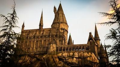 chateau-école de Hogwarts