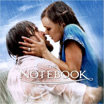 couple romantique du film The Notebook