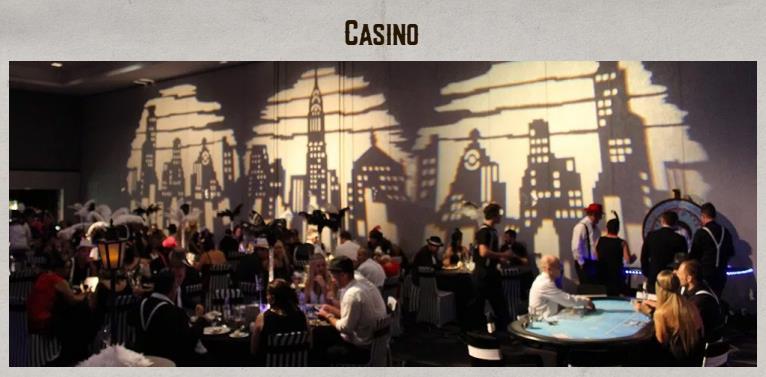 animation Casino (on n'y joue pas du vrai argent)