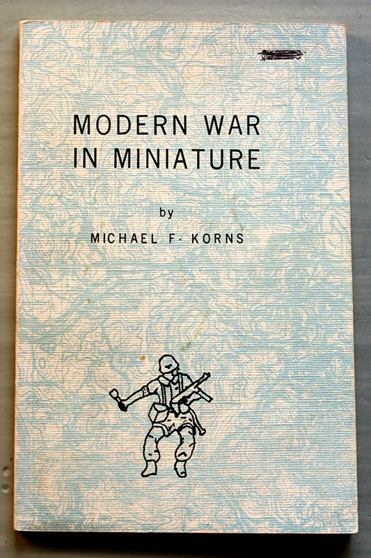Modern War in Miniature, par M. Korns, 1966