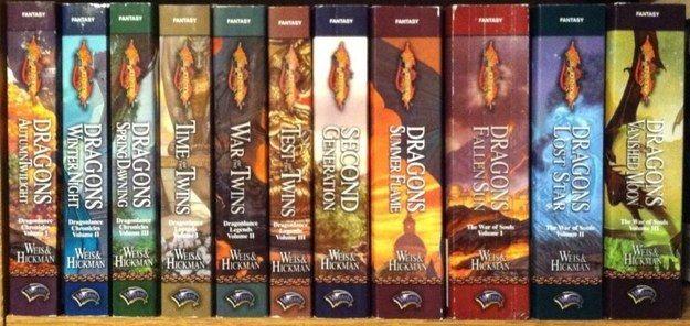 série Dragonlance