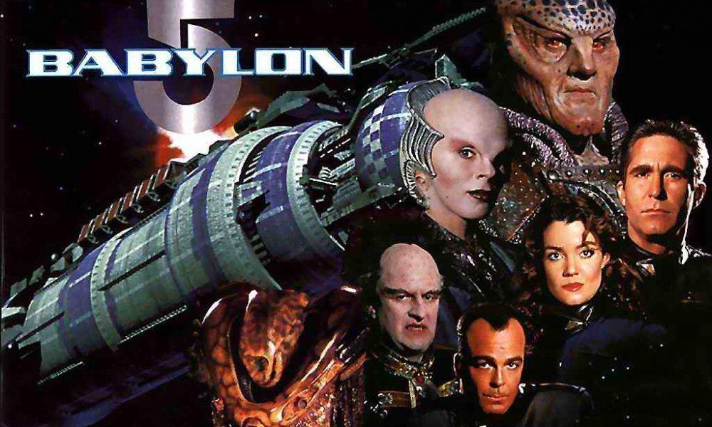 Série Babylon 5 (1994-1998)