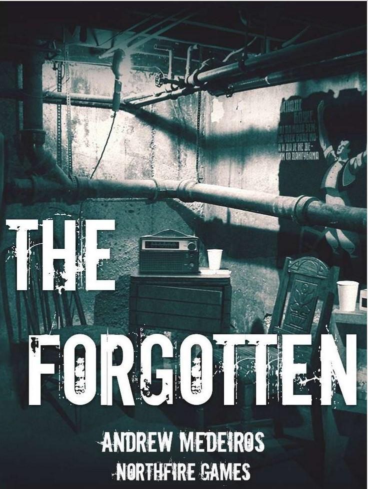 """GN The Forgotten """"les Oubliés"""""""