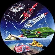 Thunder, Thunder, Thunderbirds!