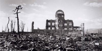 Ruines d'Hiroshima après son bombardement atomique